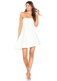 keepsake Light Out Mini Dress in Ivory. - size M (also in S,XS, XXS)