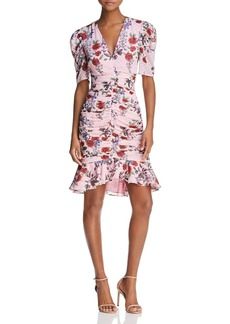 Keepsake Need You Now Floral Dress