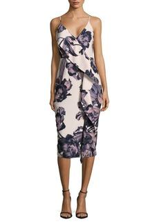 Keepsake Paradise Print Focus Midi Dress