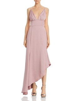 Keepsake Restore Asymmetric Gown