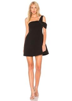 keepsake Shooting Star Mini Dress in Black. - size S (also in XXS, XS,M,L)