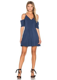 keepsake Slow Motion Mini Dress