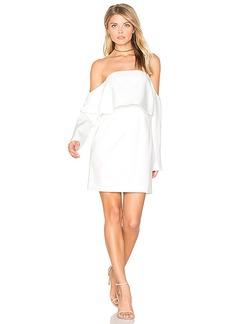 keepsake Stolen Dance Dress in White. - size XS (also in XXS,M)