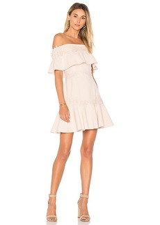 keepsake Sweet Dreams Dress in Blush. - size S (also in XS, XXS)