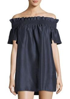 Keepsake Sweet Life Off-the-Shoulder Mini Dress
