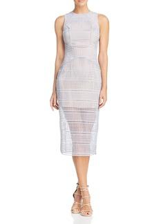 Keepsake Sweet Nothing Lace Midi Dress