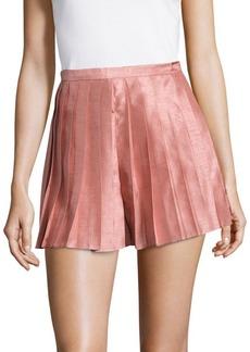 Keepsake Tainted Love Pleated Shorts