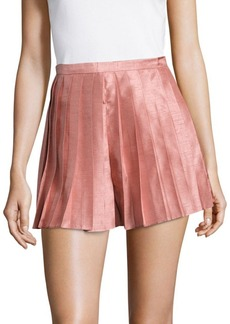Keepsake Tainted Love Pleated Shorts