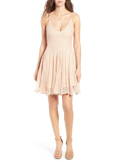 Keepsake the Label Above Water Lace Minidress