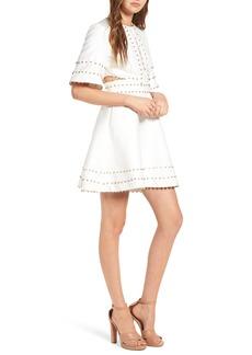 Keepsake the Label All in Love Minidress