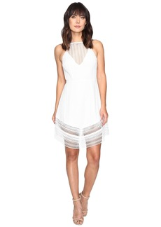 KEEPSAKE THE LABEL All Night Lace Mini Dress