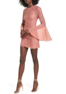 Keepsake the Label Be the One Minidress