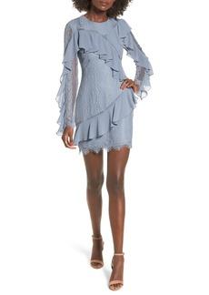 Keepsake the Label Better Days Lace Minidress