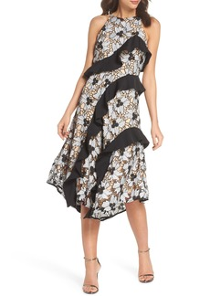 Keepsake the Label Break Free Lace Midi Dress