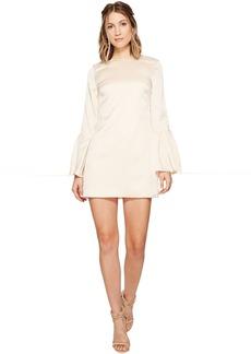 Keepsake Chandelier Long Sleeve Mini Dress