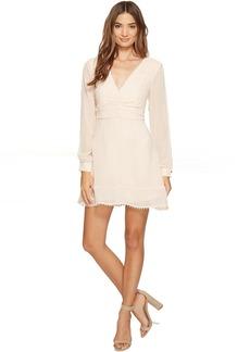 Keepsake Come Around Long Sleeve Mini Dress