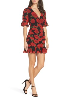 Keepsake the Label Find You Floral Dress