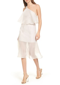 Keepsake the Label Float Strapless Minidress