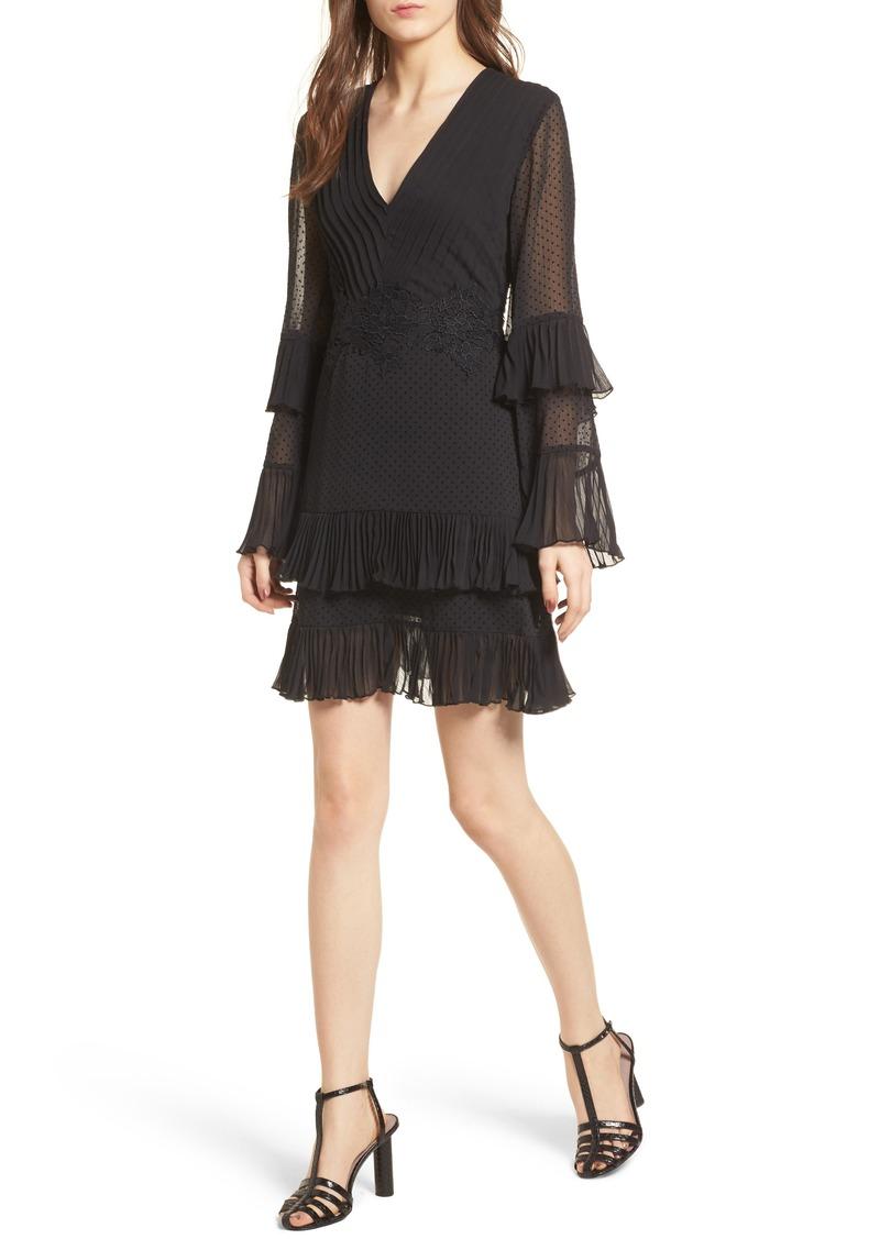 93593e92d06d Keepsake Keepsake the Label Horizons Bell Sleeve Minidress | Dresses