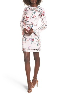 Keepsake the Label Indulge Floral Sheath Dress