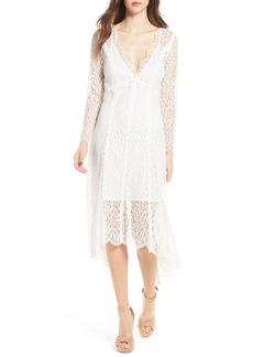 Keepsake the Label Prelude Lace Midi Dress