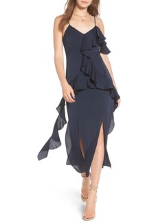 Keepsake the Label Love Bound Midi Dress