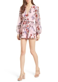 Keepsake the Label Need You Now Romper