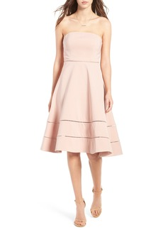 Keepsake the Label Night Dance Midi Dress