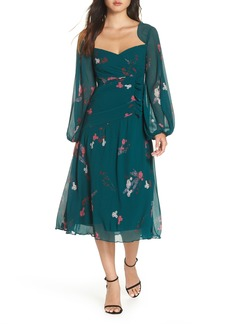 Keepsake the Label Night Fall Midi Dress