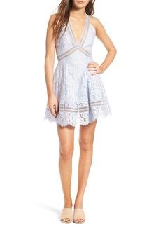 Keepsake the Label Oblivion Lace Minidress
