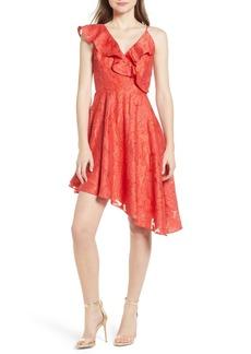 Keepsake the Label Radar Asymmetric Dress