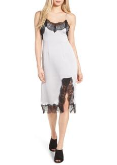 Keepsake the Label Stop Me Lace Midi Dress