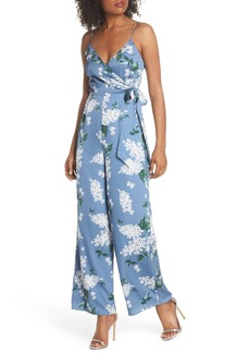 Keepsake the Label This Moment Floral Jumpsuit