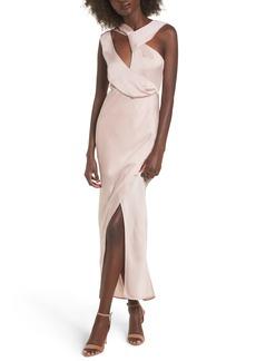 Keepsake the Label Transcend Cutout Gown