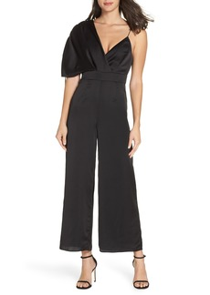Keepsake the Label Uncovered Asymmetrical Jumpsuit