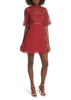 Keepsake the Label Uplifted Minidress