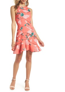 Keepsake the Label Wild Thoughts Halter Dress