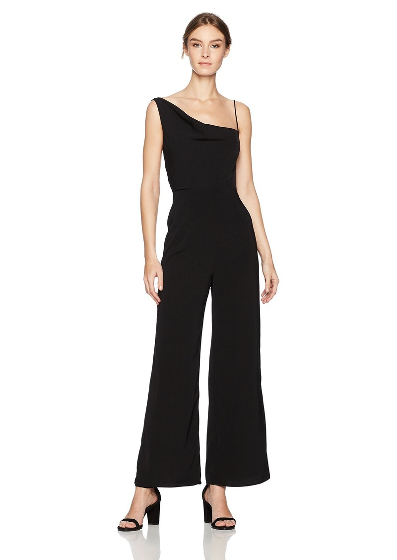 Keepsake The Label Women's Be Mine Asymmetrical Jumpsuit