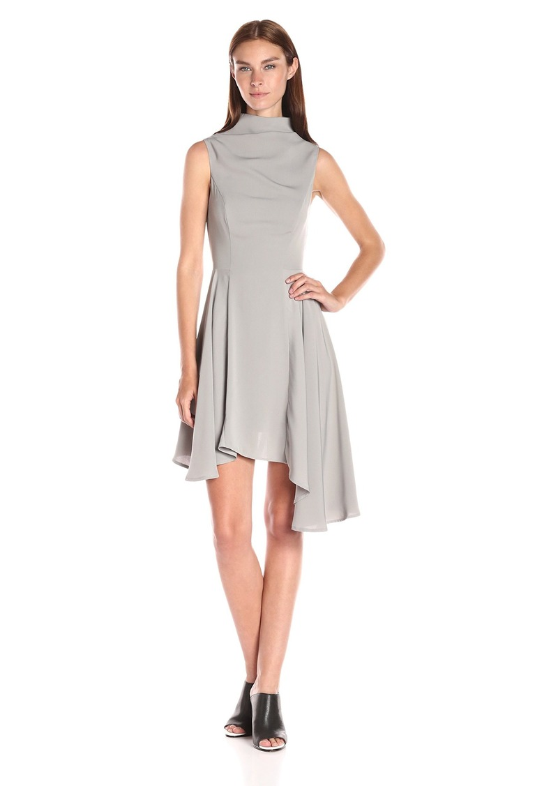 Keepsake The Label Women's Break Even Mock-Neck Dress