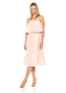 Keepsake The Label Women's Call Me Strapless Midi Dress