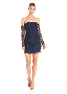 Keepsake The Label Women's Countdown Lace Mini Dress  L