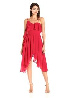 Keepsake The Label Women's Downtown Dress red L