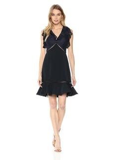Keepsake The Label Women's Dreamscape Lace Mini Dress  M