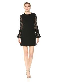 Keepsake The Label Women's Fast Lanes Mini Shift Dress  S