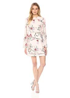 Keepsake The Label Women's Indulge Ls Mini Dress  L