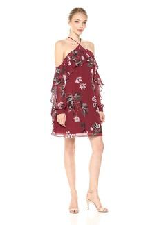 Keepsake The Label Women's Last Dance Ls Mini Dress  M