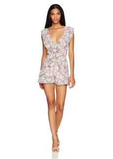 Keepsake The Label Women's Lovers Holiday Playsuit  S