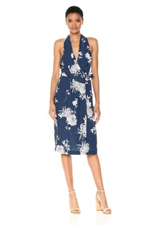 Keepsake The Label Women's No Limits Midi Dress-Print  M