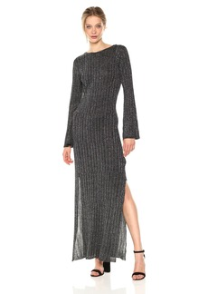 Keepsake The Label Women's Reflections Knit Maxi Dress  S