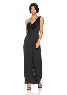 Keepsake The Label Women's Romance Asymmetric Sleeve Jumpsuit  M